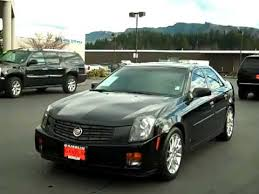 cts cadillac 2007 sold 2007 cadillac cts luxury sport v1692
