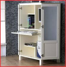 Corner Computer Armoire Corner Computer Armoire Desk Small Space White Throughout Armoires