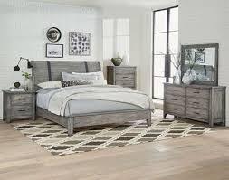 Grey Sleigh Bed Nelson Grey Queen Sleigh Bedroom Set The Furniture Mart