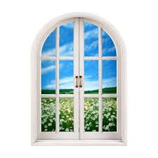 daisy 3d artificial window view pag wall decals flower sea room daisy 3d artificial window view pag wall decals flower sea room stickers home wall decor gift