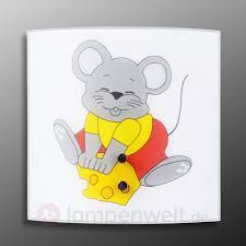 hängele kinderzimmer eckige kinderzimmer wandleuchte mouse kaufen lenwelt de
