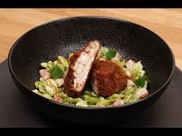 cuisiner la cervelle d agneau ccmlc cervelle d agneau panée sauce diable févettes au lard et