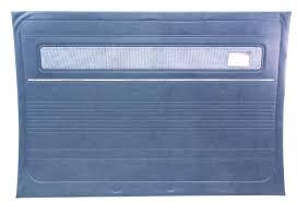 volkswagen vanagon blue blue interior rear large side panel card vw vanagon transporter t3