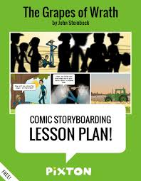 grapes of wrath themes and symbols lesson plan the grapes of wrath by john steinbeck