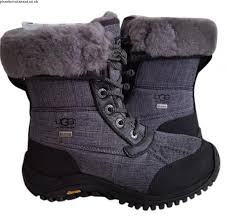 ugg australia adirondack sale ugg australia ugg womens adirondack charcoal boots charcoal