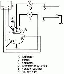 automotive wiring diagram great of external voltage regulator