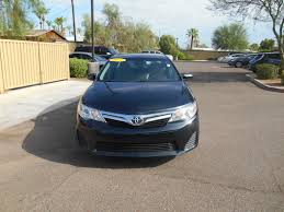 pre owned 2014 toyota camry se 4dr car in mesa 17247 arizona