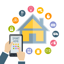 smart home rising interest in iot and smart home ha household appliances