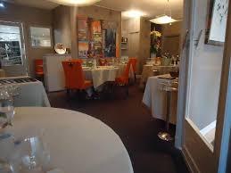 restaurant la cuisine lyon la salle avec la cuisine vitrée au fond picture of l alexandrin