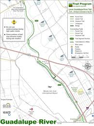 San Jose Neighborhood Map by Guadalupe River Trail Maplets