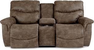 la z boy reclining sofa la z boy james casual la z time full reclining loveseat w console