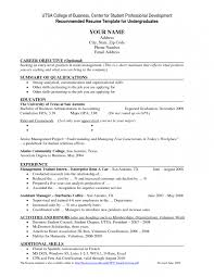 Customer Service Job Responsibilities Resume by 10 Resume For Current College Student Job Duties Resume Objective