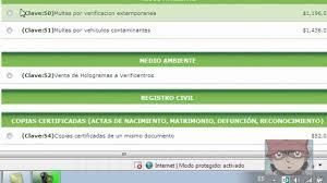 formato de pago del estado de mexico 2015 como sacar un formato de pago de multas youtube