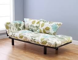 Daybed Mattress Slipcover Spacely Futon Daybed Lounger With Mattress English Garden By Kodiak