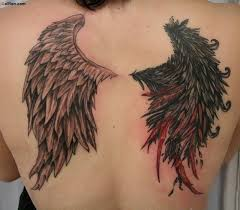 35 most beautiful 3d tattoos best warrior with wings