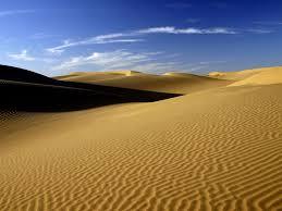 wallpapers predominant 112255 color nature dunes desert sand sky