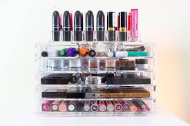casey holmes update makeup collection u0026 storage casey holmes