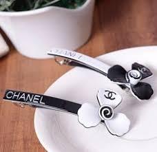 barrette hair clip chanel hair accessories hair clip barrettes hair pin chanel