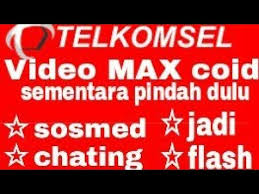 telkomsel vimax coid youtube