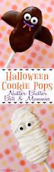 halloween cookie pops nutter butter bats u0026 mummies