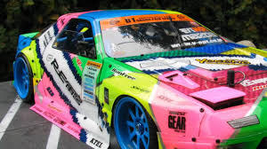 mazda auto cars mazda fc3s rc drift car youtube