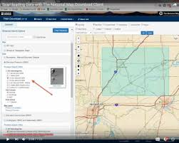 Virginia Map Viewing Gallery by Online Training On Using The National Map Products And Services