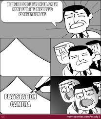 Playstation 4 Meme - playstation 4 stuff by recyclebin meme center