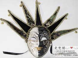 jester masquerade mask wholesale jolly volto larva resin note jester men venetian