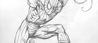 spider man homecoming sketch jdgillespie com