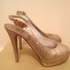 wedding shoes and bromley next chagne glitzy peep toe shoes wedding shoes