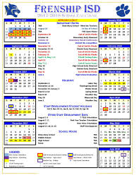 fisd board approves school calendar for 2017 18 my wolfforth news