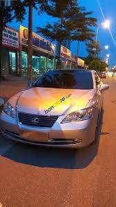 xe lexus nhap khau bán lại xe lexus es 350 đời 2008 màu bạc nhập khẩu