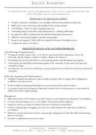 Sample Resume Objectives For Marketing Job by Resume Sample Cv Of Software Engineer Secretary Job Application