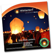 amazon com eco white wish lanterns pack of 10 sky lanterns