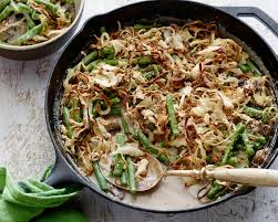 how to make alton brown s green bean casserole food network