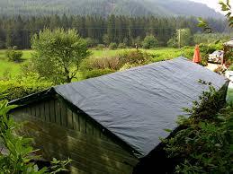 Tortorice Roofing by Roof Tarpaulin U0026 Tarpaulin On Flat Roof