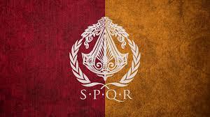 Flag By Assassin U0027s Creed Brotherhood Of Rome Flag By Okiir On Deviantart