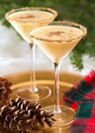 cuisine et vins de noel punch nounou cocktail blanc cocktails de noël cocktail et vin