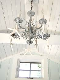 Beachy Chandeliers How To Decorate Your Chandelier Style Chandelier