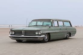 vintage surf car 62 pontiac surf wagon is vintage cool to the max