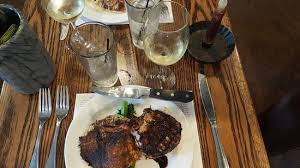 entree en cuisine grilled salmon entree picture of canal tavern of zoar bolivar