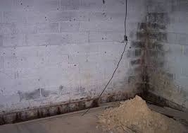 Basement Wall Waterproofing by Leaking Basement Walls Terrafirma Foundation Systems Oregon