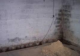 leaking basement walls terrafirma foundation systems oregon