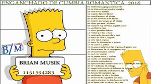 enganchado cumbias romanticas la cumbia nunc with loop