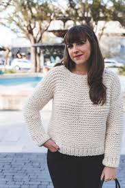 how does it take to knit a sweater simple knit sweater sewrella