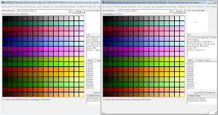 Color Palette Examples by Vs23s010 Default 256 Color Palette Vsdsp Forum