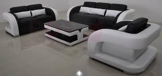 m canapé canapé d angle panoramique en cuir poltroni 7 places pop design fr