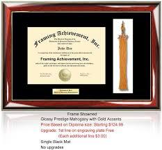 diploma frame size college tassel diploma frame certificate holder high school