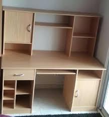 bureau avec etagere bureau avec etagere etagere pour bureau bureau avec etagere pin