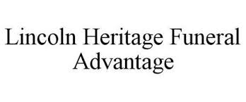 funeral advantage lincoln heritage funeral advantage trademark of londen insurance